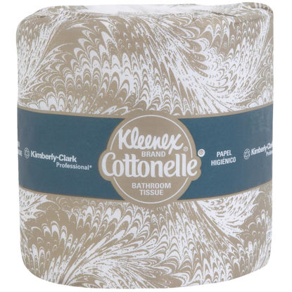 Picture of Kleenex Cottonelle Toilet Paper (60 Regular Rolls)