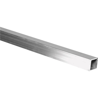 Picture of HILLMAN Steelworks 1 In. x 6 Ft. x 1/16 In. Aluminum Square Tube