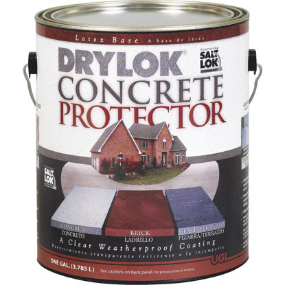 Picture of Drylok Clear Concrete Sealer Protector, 1 Gal.