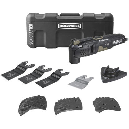 Picture of Rockwell Sonicrafter 3.5-Amp Oscillating Tool Kit
