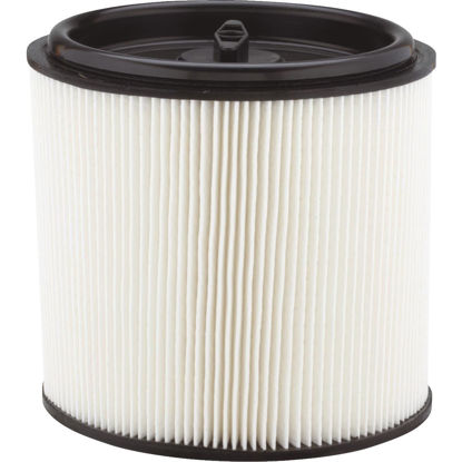 Picture of Channellock Cartridge HEPA 5 to 25 Gal. Vacuum Filter