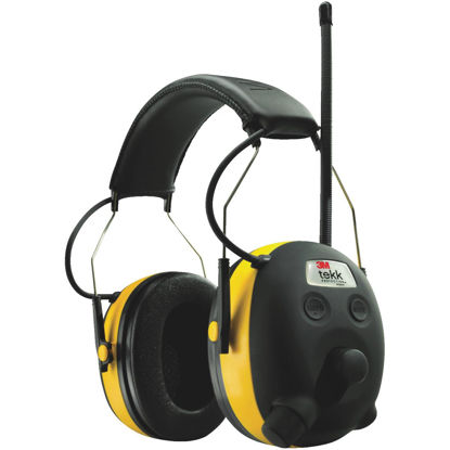 Picture of 3M Digital Worktunes NRR 22dB Radio Earmuffs
