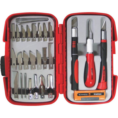 Picture of Techni Edge Hobby Knife Set (29-Piece)