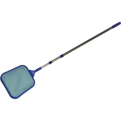 Picture of Jed Pool 13 In. x 1.2 In. x 52 In. Plastic Frame Skimmer with Telescopic Pole