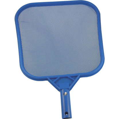 Picture of Jed Pool 18 In. x 1.2 In. x 13 In. Plastic Frame Flexible Leaf Skimmer