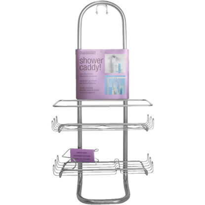 Picture of InterDesign Classico Silver Shower Caddy