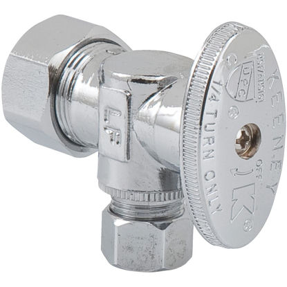 Picture of Do it 5/8 In. OD x 3/8 In. OD Quarter Turn Angle Valve