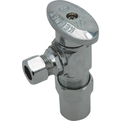 Picture of Do it 1/2 In. CPVC x 3/8 In. C Quarter Turn Angle Valve