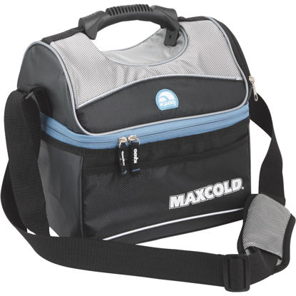 Picture of Igloo MaxCold Black Gripper Soft-Side Cooler (16-Can)