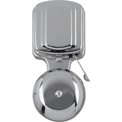 Picture of IQ America Wired Silver Doorbell