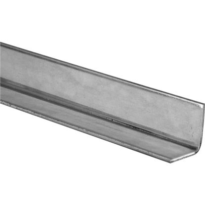 Picture of HILLMAN Steelworks Galvanized 1 In. x 1 Ft. Solid Angle