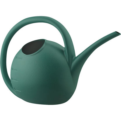 Picture of Akro Mills 1 Gal. Green Poly Watering Can
