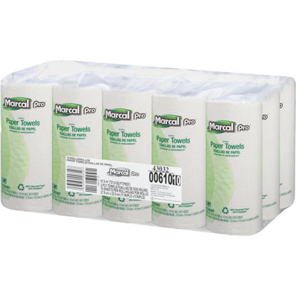 Picture of Marcal Pro Recycled Paper Towel (15-Roll)