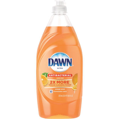 Picture of Dawn Ultra 19.4 Oz. Orange Scent Antibacterial Dish Soap