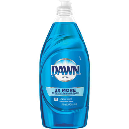Picture of Dawn Ultra 19.4 Oz. 3X Original Scent Dish Soap