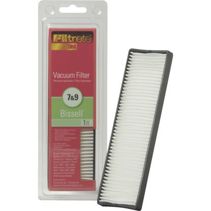 Picture of 3M Filtrete Bissell 7 & 9 Allergen CleanView II, PowerForce, Powerglide Vacuum Filter