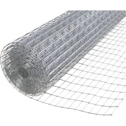 Picture of Do it Utility 48 In. H. x 25 Ft. L. (1x2) Galvanized Welded Wire Fence
