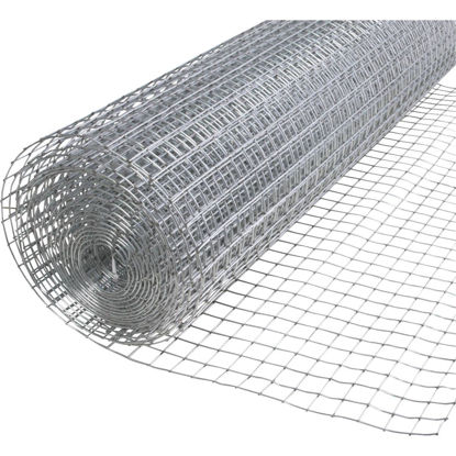 Picture of Do it Utility 48 In. H. x 25 Ft. L. (1x1) Galvanized Welded Wire Fence