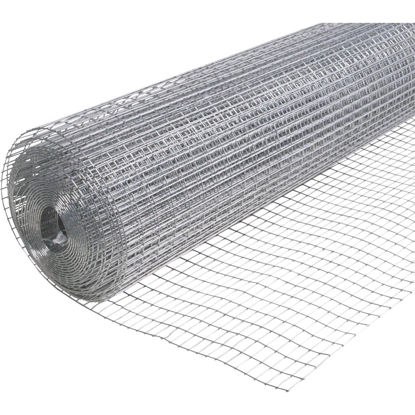 Picture of Do it Utility 48 In. H. x 25 Ft. L. (1x1/2) Galvanized Welded Wire Fence