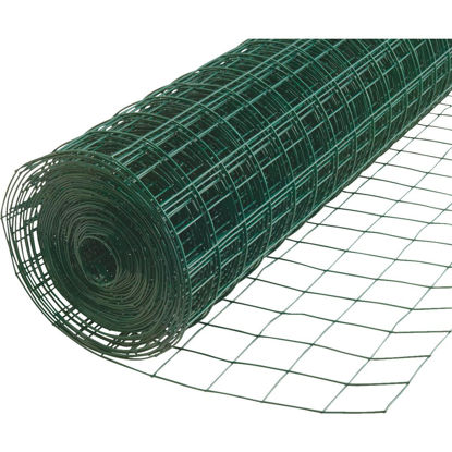Picture of Do it 36 In. x 50 Ft. (2x4) Vinyl-Coated Galvanized Welded Wire Fence