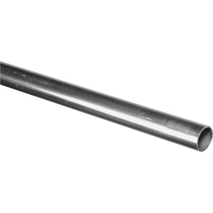 Picture of HILLMAN Steelworks Aluminum 1 In. x 4 Ft. Round Tube Stock