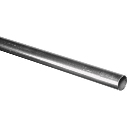 Picture of HILLMAN Steelworks Aluminum 7/8 In. x 4 Ft. Round Tube Stock