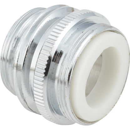 "Picture of Do it 15/16"" Outside or 55/64"" Inside to 3/4"" Dual Thread Faucet Adapter, Low Lead"