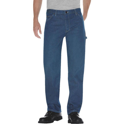 Picture of Dickies 34 x 30 Relaxed Fit Duck Carpenter Jean