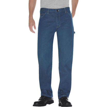 Picture of Dickies 32 x 30 Relaxed Fit Duck Carpenter Jean