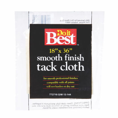 Picture of Do it Best 18 In. x 36 In. Tack Cloth