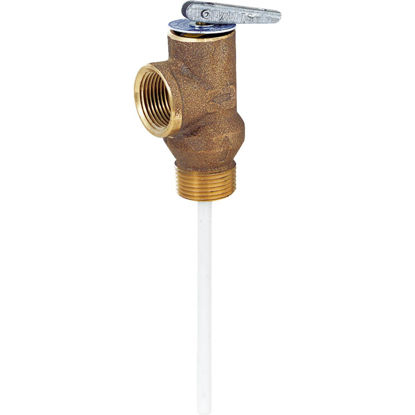 Picture of Watts 3/4 In. Self-Closing Bronze Pressure Relief Valve