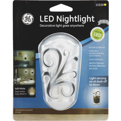 Picture of GE Soft White LED Decorative Night Light