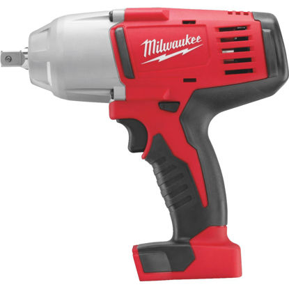 Picture of Milwaukee M18 18 Volt Lithium-Ion 1/2 In. High Torque Cordless Impact Wrench with Pin Detent (Bare Tool)