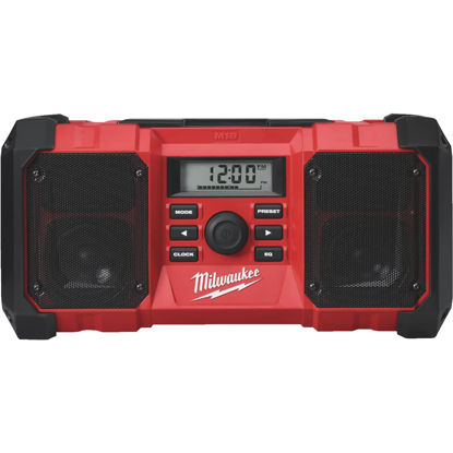 Picture of Milwaukee M18 18-Volt Lithium-Ion Cordless Jobsite Radio (Bare Tool)