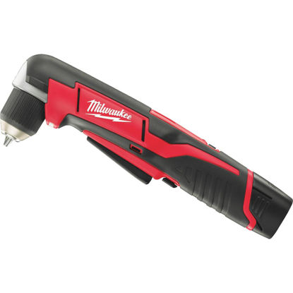 Picture of Milwaukee M12 12-Volt Lithium-Ion 3/8 In. Cordless Angle Drill Kit