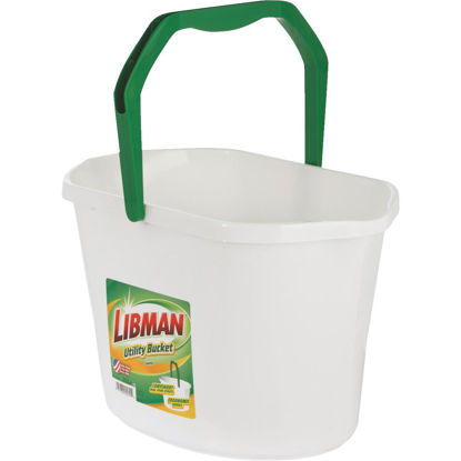 Picture of Libman 3.5 Gal. White Utility Bucket