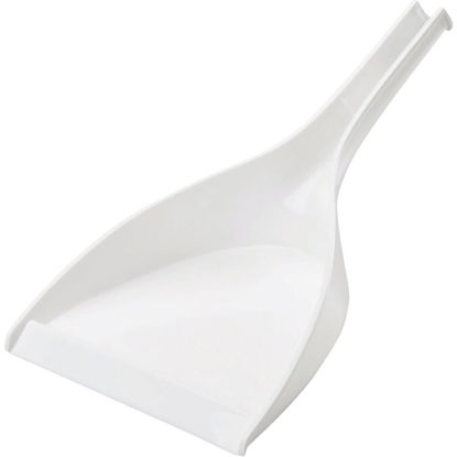 Picture of Libman 10-1/2 In. White Plastic Dust Pan
