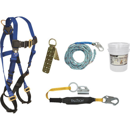 Picture of Fall Tech Universal Size Fall Protection Kit