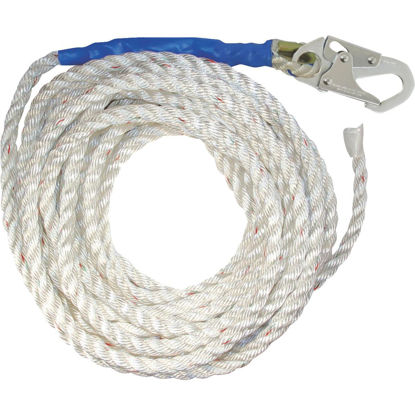 Picture of Fall Tech 5/8 W. In. x 50 Ft. L. Premium Polyester Lifeline