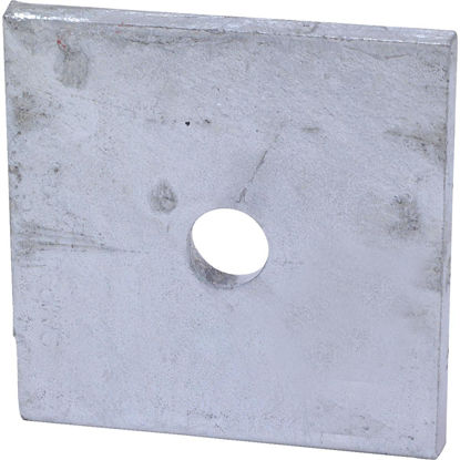 Picture of Simpson Strong-Tie 1/2 in. x 3 in. Steel Uncoated Bearing Plate