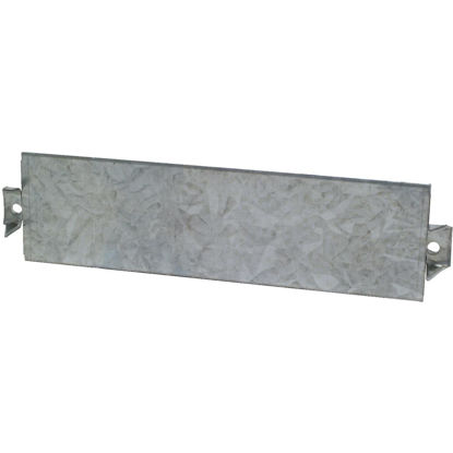 Picture of Simpson Strong-Tie 1-1/2 in. W x 6 in. L Galvanized Steel 16 Gauge Protection Plate