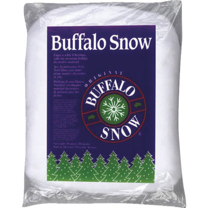 Picture of Buffalo Snow Polyester 10 Oz. Artificial Snow Fluff