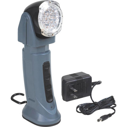 Picture of Alert Stamping 58 Lm. LED Rechargeable Handheld Work Light