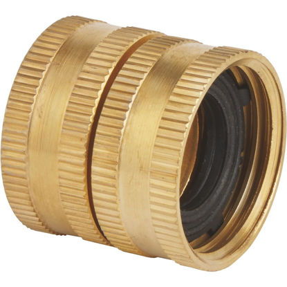 Picture of Best Garden 3/4 In. FNH x 3/4 In FNH Brass Swivel Hose Connector