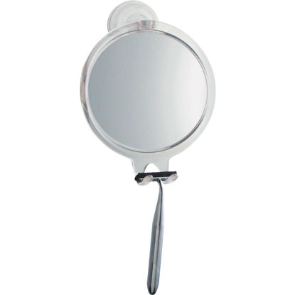 Picture of InterDesign Franklin Suction Fog-Free Mirror