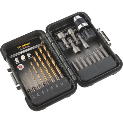 Picture of Do it 21-Piece Titanium Drill and Drive Set