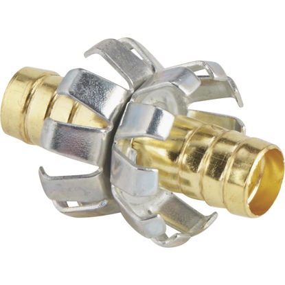 Picture of Best Garden 1/2 In. Brass Mid-Hose Mender