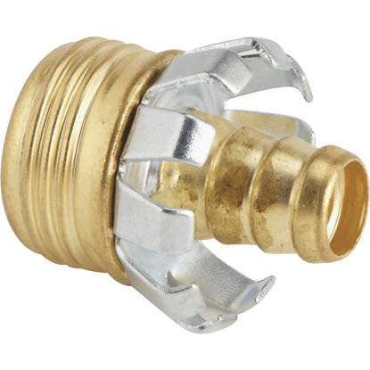 Picture of Best Garden 1/2 In. Male Brass Hose Coupling Mender
