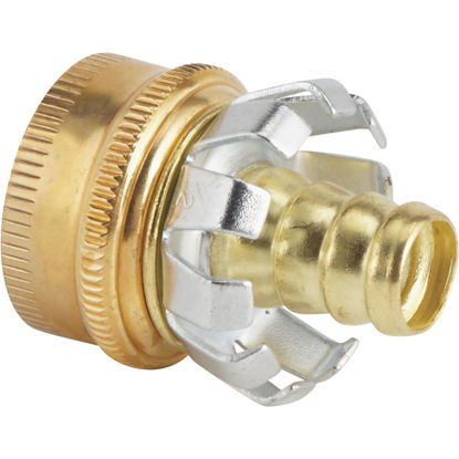 Picture of Best Garden 1/2 In. Female Brass Hose Coupling Mender