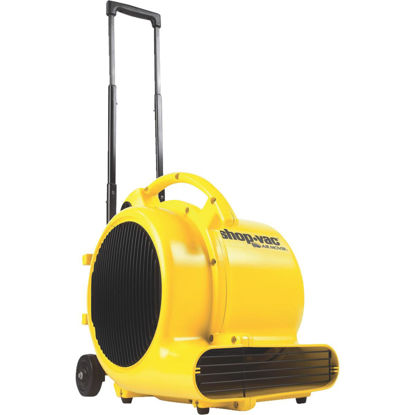 Picture of Shop Vac 3-Speed 2-Position 1600 CFM Air Mover Blower Fan